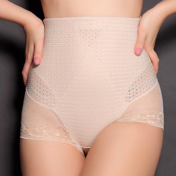 夏季超薄產後收腹束身褲 高腰束腹提臀緊身美體內褲-ynst001