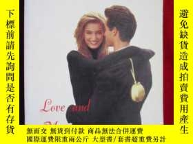 二手書博民逛書店Love罕見and Marriage 愛情·婚姻Y15470 B