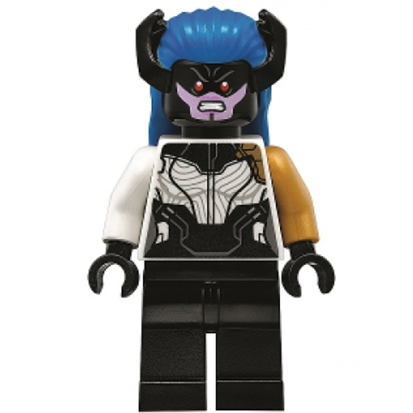 LEGO 樂高 The Hulkbuster Smash-Up 暗夜比鄰星 人偶 76104-4 (人偶包單入)