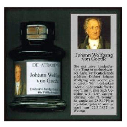 JANSEN文學家系列手工墨水(夜黑色)哥德 須預訂*1170