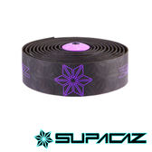 SUPACAZ 美國Super Sticky Kush高性能手把帶 印花系列 黑紫【好動客】