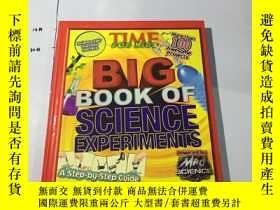 二手書博民逛書店TIME罕見For Kids Big Book of Scien