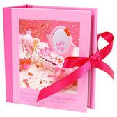 ★funbox生活用品★《Sanrio》HELLO KITTY法式浪漫系列精裝名片/卡片收納本(甜蜜梳妝)_UA45382