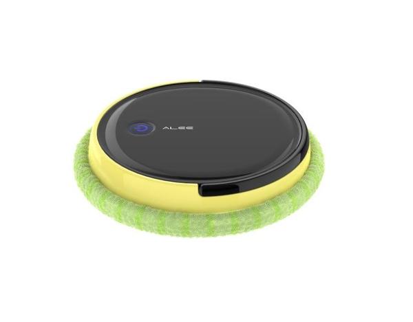 【在台現貨】USB全球通用 ALEE拖地機器人拖掃免洗拖布一體水箱噴水智慧掃地機薄免洗拖布