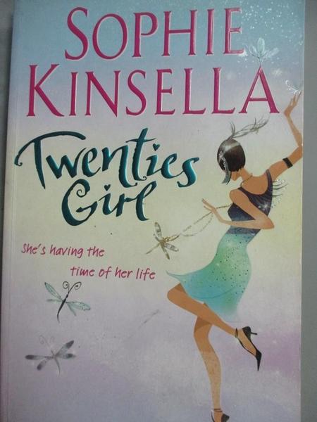 【書寶二手書T5/原文書_ZIW】Twenties Girl_Sophie Kinsella