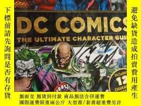 二手書博民逛書店DC罕見Comics: Ultimate Character G