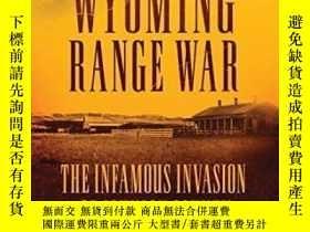 二手書博民逛書店【罕見】2012年 Wyoming Range War: The