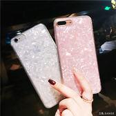 三星 S9 plus 清新貝殼套 Galaxy S8 全包 Note 8 軟矽膠透明殼 SamSumg S9 保護套 s8 plus 手機女款殼