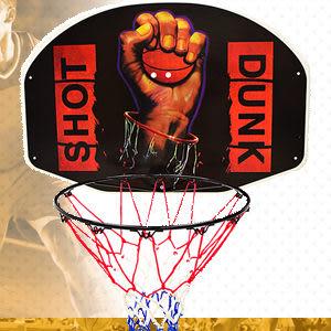ABS中型籃球板.耐用籃球架子.籃框籃球框架.籃板籃球板子.籃網籃球網子.中型籃球架推薦