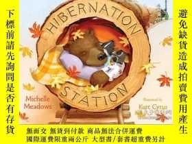 二手書博民逛書店Hibernation罕見StationY362136 Photo courtesy of... Simon