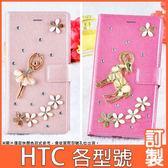 HTC U19e U12 life U12+ Desire12+ U11+ U11 EYEs 水晶動物皮套 手機皮套 皮套 訂製 DC
