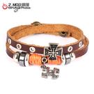 [Z-MO鈦鋼屋]優質皮手環/皮帶設計/經典復古造型/中性皮手環推薦/單條價【CKAL1038】