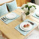 日式餐桌墊 具墊子隔熱餐墊防燙防水加厚餐墊碗墊盤墊碟墊 QX8805 『愛尚生活館』