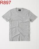 AF A&F Abercrombie & Fitch A & F 男 當季最新現貨 短袖T恤 AF R897
