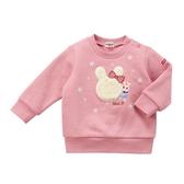 HOT BISCUITS 小兔熊刷毛運動衫(粉紅)
