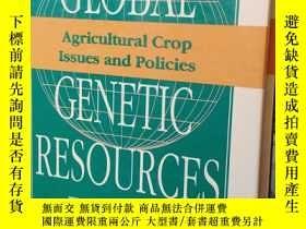 二手書博民逛書店Agricultural罕見Crop Issues And Po
