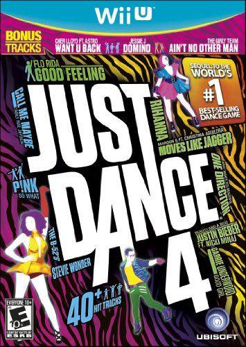WiiU Just Dance 4 舞力全開 4(美版代購)