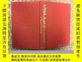 二手書博民逛書店Unglazed罕見China,布面精裝插圖本,九品強Y2474