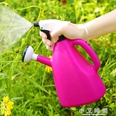 噴霧器 灑水壺澆花壺小型噴壺家用噴水壺園藝養花工具小噴霧器氣壓式澆水 小艾時尚
