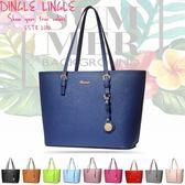 DingleLingle丁果時尚包款ღ歐美簡約時尚大容量托特包*10色