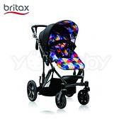 Britax B-HAPPY 雙向避震可平躺手推車-彩色