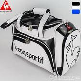 公雞高爾夫衣物包衣服包衣物袋立體時尚旅行裝備包大容量可放鞋QM  圖拉斯3C百貨