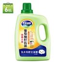 南僑水晶肥皂葡萄柚抗菌2.4kg x6瓶