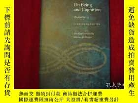 二手書博民逛書店On罕見Being and Cognition: Ordinat