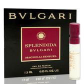 BVLGARI寶格麗醉美蘭香1.5ml ◆86小舖 ◆