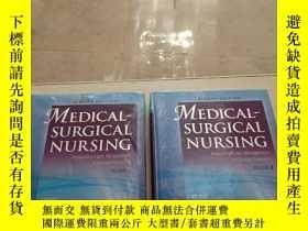 二手書博民逛書店Medical-surgicalNursing:罕見Asses