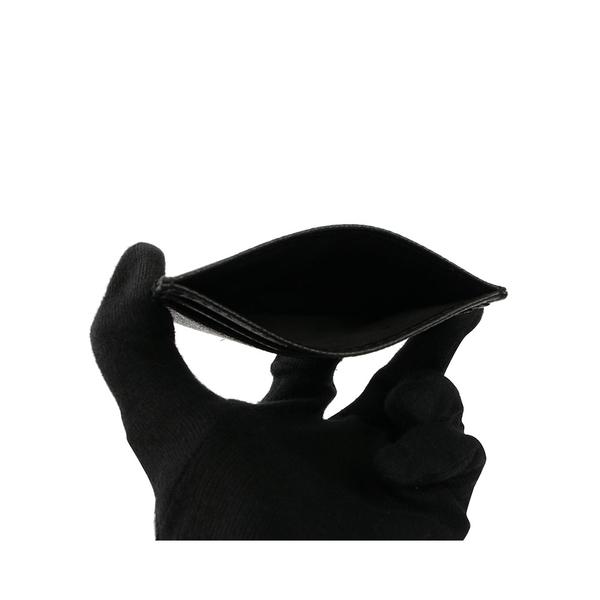 【DOLCE & GABBANA】六卡防刮皮革卡夾(黑色)BP0330 AI359 80999