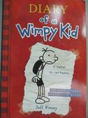【書寶二手書T1/語言學習_LOS】Diary of a Wimpy Kid_Jeff Kinney