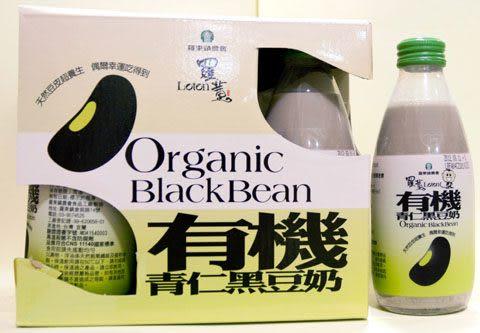 【羅東農會】羅董青仁黑豆奶禮盒 245cc*6瓶入