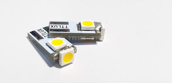 迷你T10 (側燈專用) 葉子板方向燈可裝