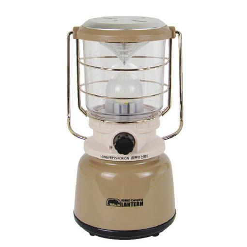 Rhino L-901 犀牛LED復古大營燈【1000流明】|露營|登山|頭燈|手電筒