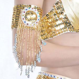 俏麗流蘇臂環一只.演出服飾.肚皮舞蹈服飾配件.中東肚皮舞.推薦哪裡買專賣店.品牌特賣會