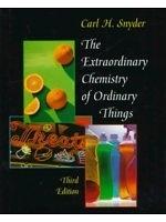 二手書博民逛書店《The Extraordinary Chemistry of