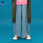 【三折特賣】American Bluedeer - 日系輕盈牛仔寬褲(魅力價) 秋冬新款