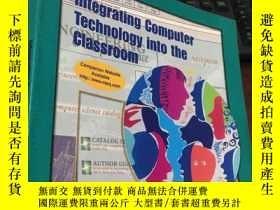 二手書博民逛書店Integrating罕見Computer Technology into the Classroom (沒光盤)