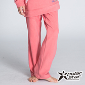 PolarStar 保暖長褲 童 橘粉紅 P12419