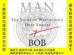 二手書博民逛書店The罕見Secret ManY255562 Bob Woodward Simon & Schuste
