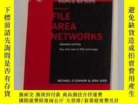 二手書博民逛書店《罕見Introducing File Area Network