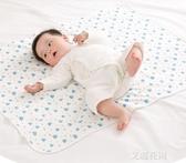 全棉時代 嬰兒隔尿墊防水墊 寶寶純棉防水可洗 新生兒嬰兒用品QM『艾麗花園』