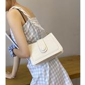 腋下包女包包新款潮網紅小方包小眾設計包百搭ins單肩斜挎包 【快速出貨】