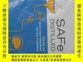 二手書博民逛書店罕見SAFe 4.5 Distilled: Applying t