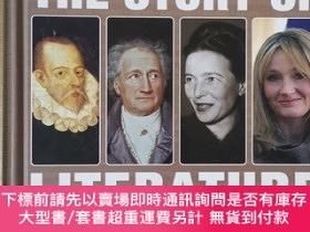二手書博民逛書店The罕見story of literature philosophy from antiquity to the