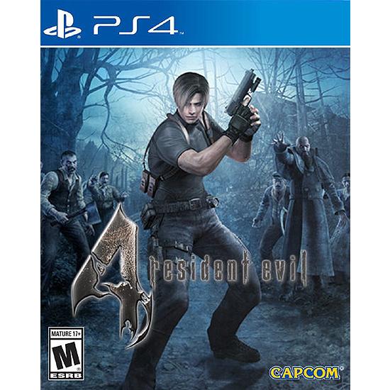 [哈GAME族]免運費 可刷卡●含所有DLC●首次中文化 PS4  惡靈古堡4 亞版 中文版 Resident Evil 4