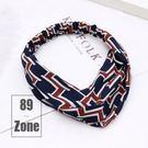 髮束 89zone 韓式時尚細緻蕾絲髮束