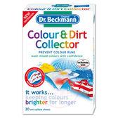 Dr. Beckmann 貝克曼博士 超潔淨護色魔布(20入)【小三美日】
