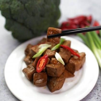 食在新鮮靓魯-五香豆乾